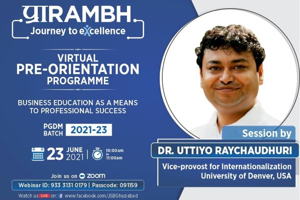 How Business Education Can Stimulate Professional Success by Dr Uttiyo Raychaudhuri