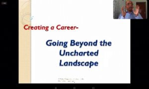 Session on Going Beyond the Uncharted Landscape by Mr. Achal Ranagaswamy - Jaipuria School of Business