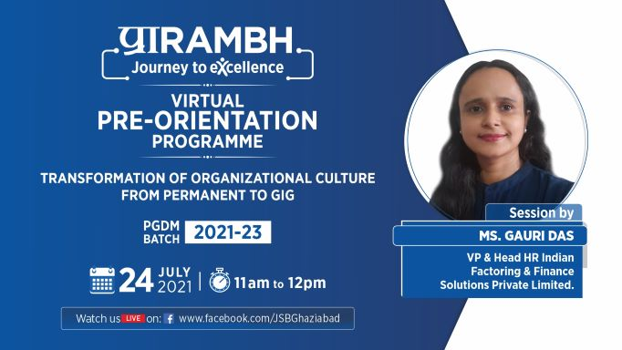 Transformation of Organizational Culture from Permanent to Gig