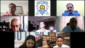 Orientation Day 2 – Session 1 of Prarambh 2020