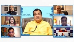 Nitin Gadkari's Inspiring Speech on Leadership at 2nd Dr. Rajaram Jaipuria Memorial Lecture has Many Takeaways