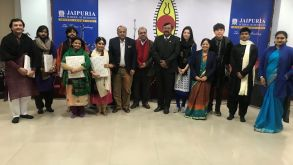Founder's Day Celebration at Jaipuria School of Business
