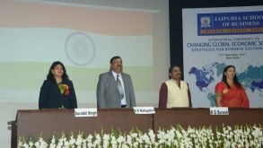 International Conference at NDMC Convention Centre