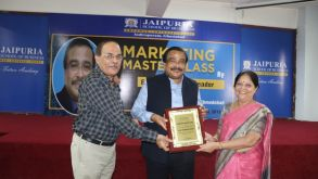 Marketing Master Class by Prof. Abraham Koshy -Senior Professor IIM- Ahmedabad