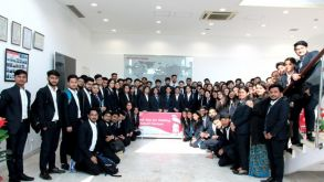 Industrial Visit to Yakult India Limited on 10th December 2019