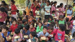 Diwali Celebrations with Underprivileged Children