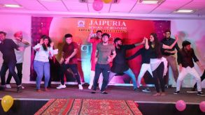 Parichay – The Freshers Party at Jaipuria School of Business