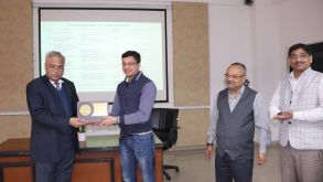 Guest Lecture on India – 5 Trillion Dollar economy