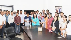 Jaipuria School of Business celebrated International Labor Day