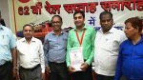 Jaipuria School of Business congratulates our alumni Mr. Malay Mishra for his service excellence