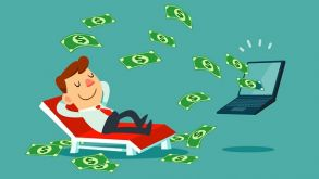 Passive Earning Online, without Investment by Dr. Santosh Singhal